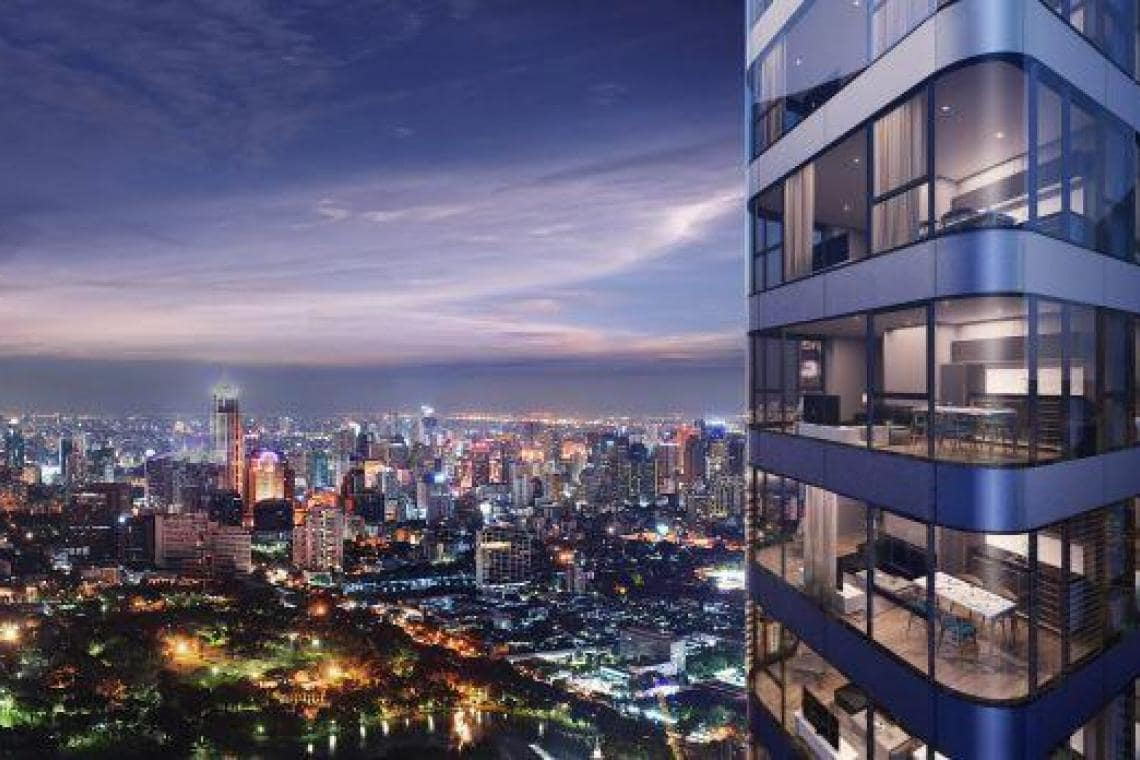 A collection of luxury condo reviews.