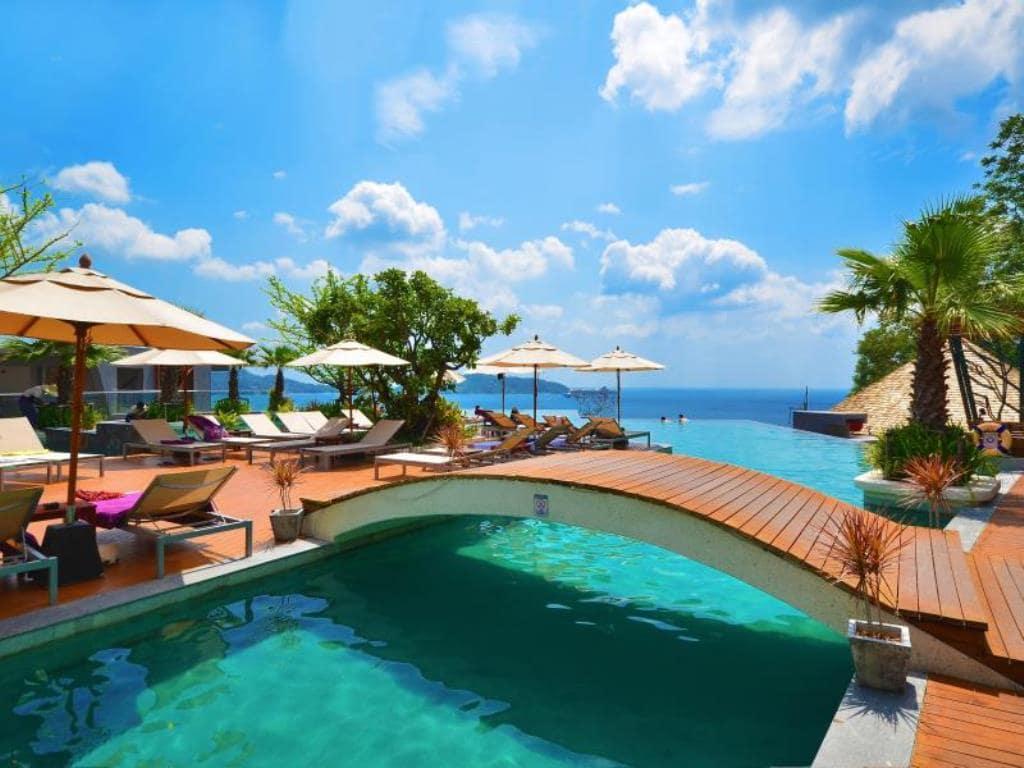 3 reviews Phuket 5 star hotel