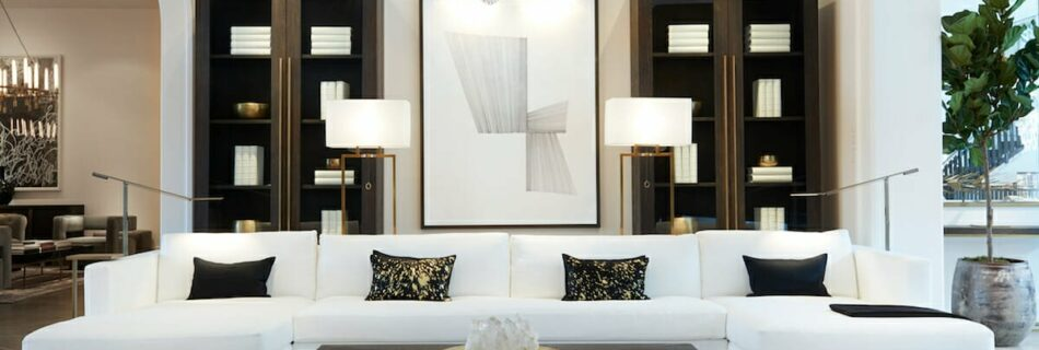 Luxury house style decoration guide
