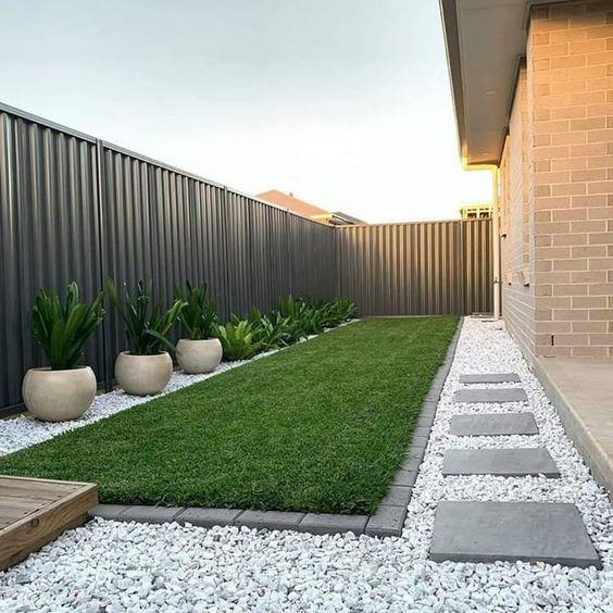 วิธีการออกแบบสวนสไตล์มินิมอลที่สงบเงียบ