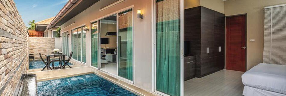 Offer private villas