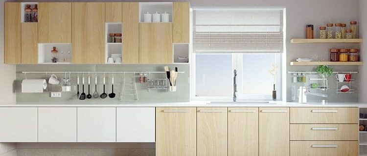 Start Guide built-in kitchen