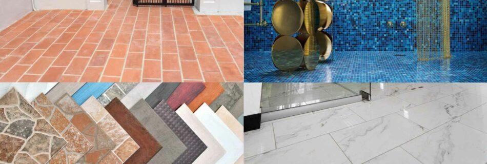 Alternative approach interior floor tiles