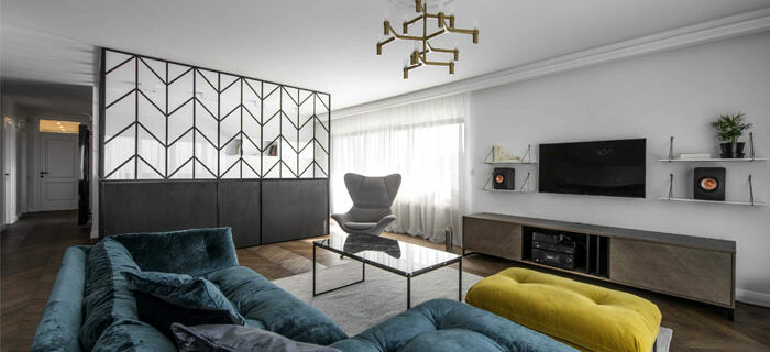 Guide to decorate a modern luxury condo