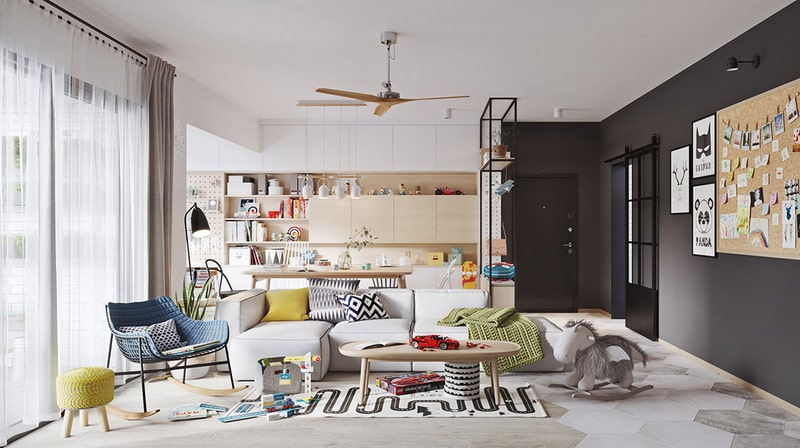 home decorating tips popular house style